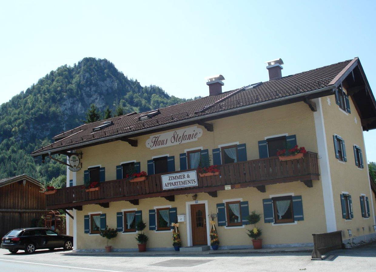 Pension Haus Stafanie | Inzell im Chiemgau